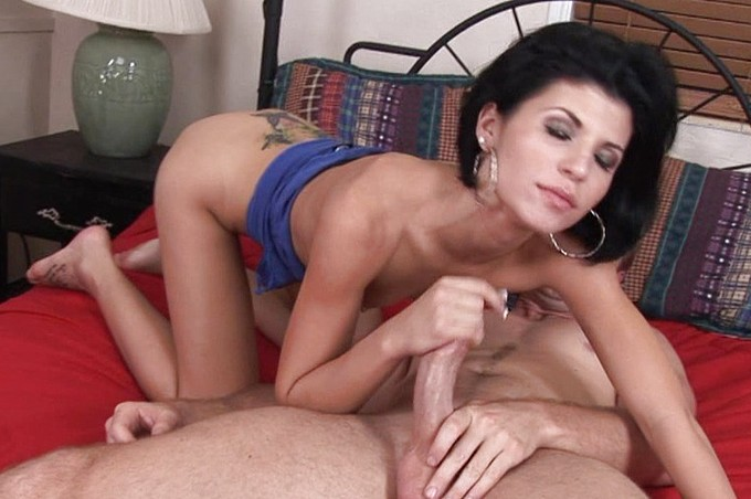 Jayden Lee Gets Her Hole Stuffed By Levi Cash
