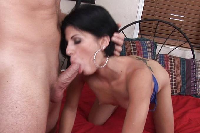 Jayden Lee Gets Her Hole Stuffed By Levi Cash