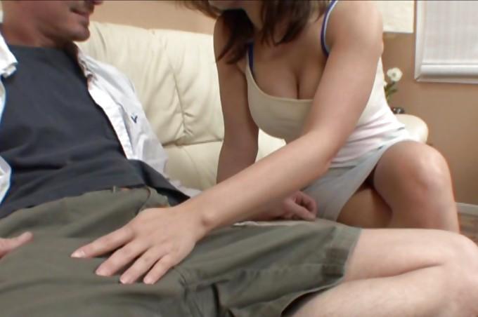 Cougar Austin Kincaid Takes On A Giant Cock