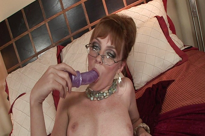 Marie Mccray The Sex Crazed Ginger Plays With Herself