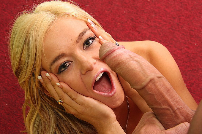 Horny Crista Moore Gets A Taste Of Lee Stone