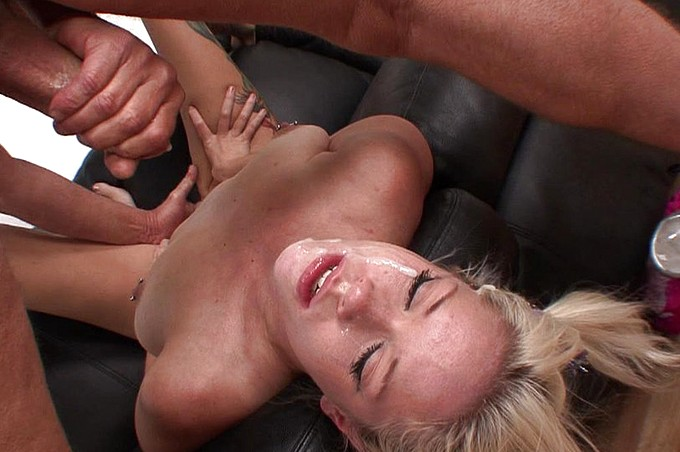 Pigtailed Schoolgirl Missy Throat Fucked And Gagging