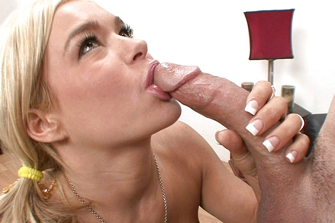 Freaky Blonde Crista Moore And Donny Long Fuck