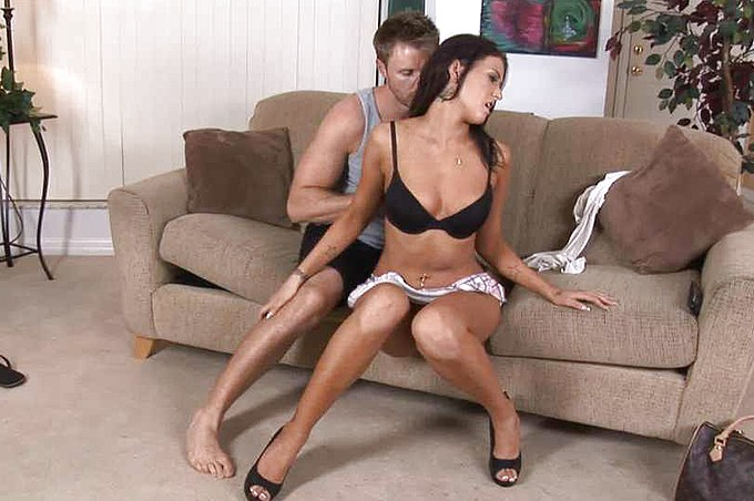Levi Cash Gets The Time Of His Life With Alexis Grace