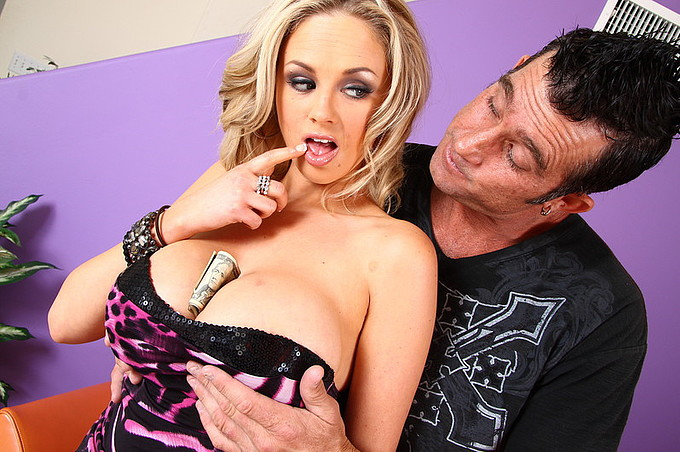 Billy Glide Glides His Way Into Katies Hot Pussy