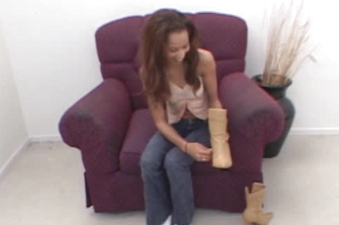 Asian girl squirt clip