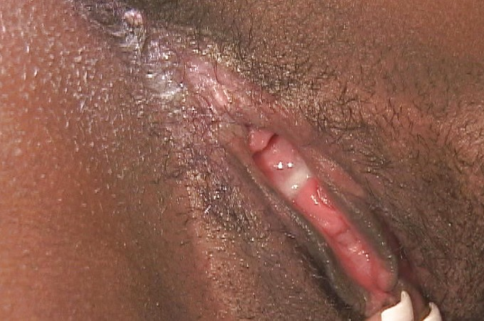Mahlia Milian Gets Pussy Fucked By Big Black Cock