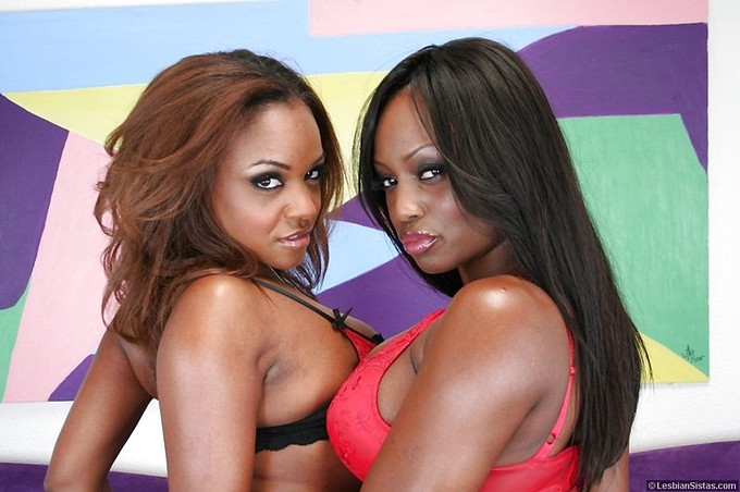 Superfine Black Lezzies Jada Fire And Sinnamon Love Fuck