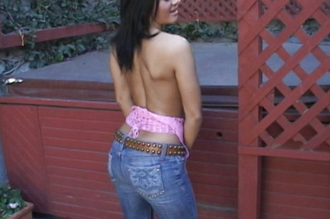 Sandra Has Fun With Hand Job Harry And Takes His Load.