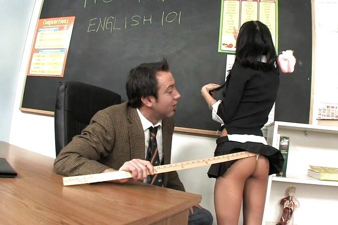 Stephanie Canes utiliza su chochito para conseguir matrícula en clase