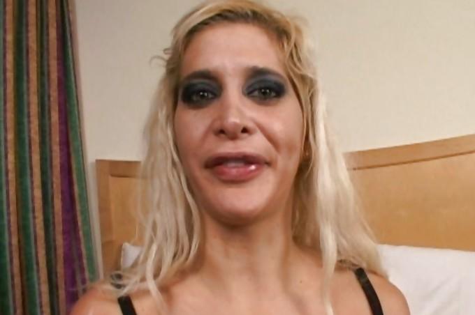 Angelique Morgan Gets Naughty Alone In Hotel Room