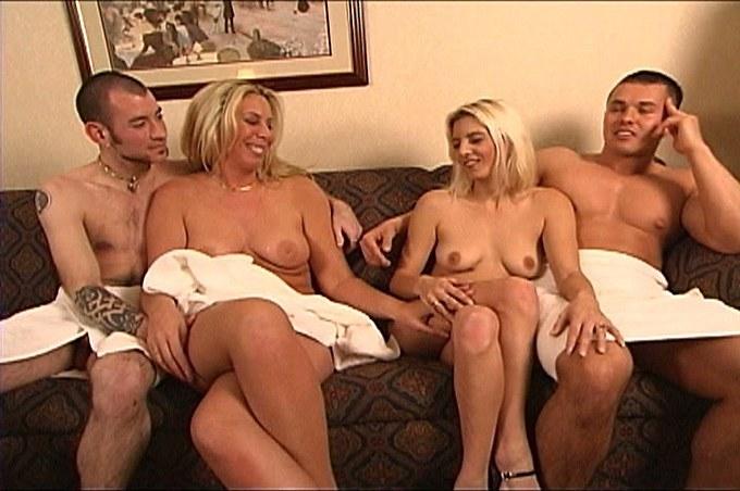 Stacy Sinn And Rachel Tag Team Drehyden And Johnny
