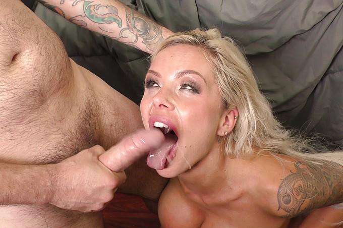 MILF Goddess Nina Elle Loves Her Step-Son's Cock