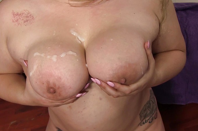 Arianny Uses Her Big Body To Fuck The Seed Out Of Her Stud