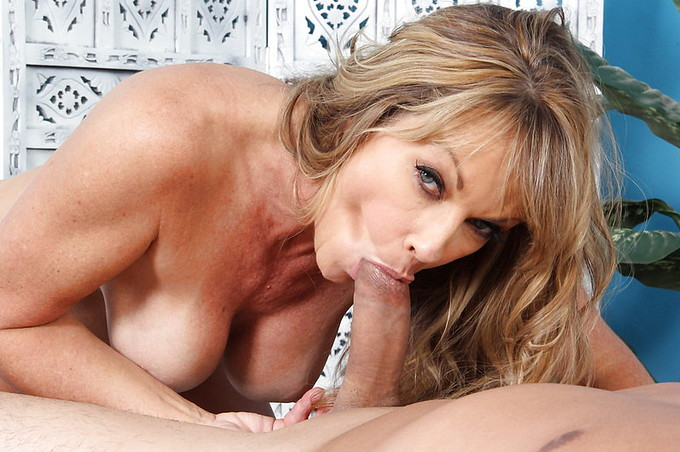 Shayla Laveaux Is A Sweet Sexy Milf For Tony Martinez