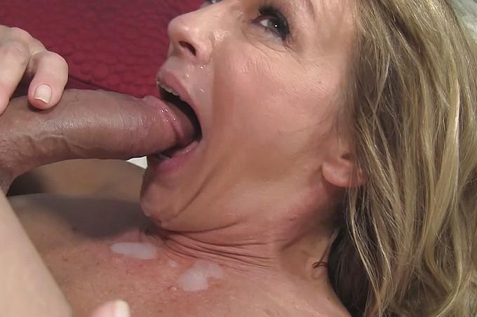 Shayla Laveaux Is A Sweet Sexy Milf For Tony Martinez