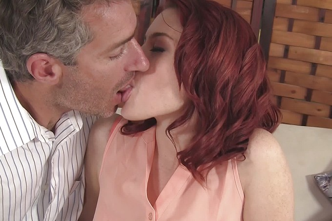 Jessica Ryan Seduced By Her Boss And Then Fucked Hard