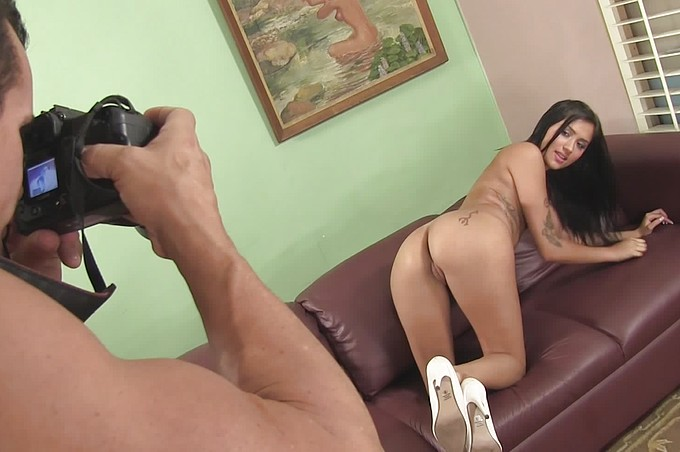 Talon Is A Hot Guy Who Fucks Even Hotter Giselle Mari