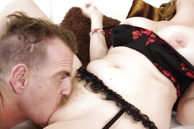 Curvaceous Allison Moore Gets Dicked Down By Step-Son