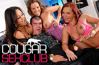 Cougar Sex Club